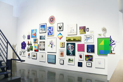 Deck the Walls! - Group Exhibition