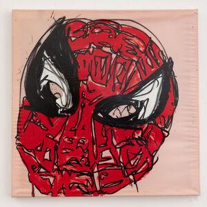 Lance Rautzhan, 'Untitled (Plastic Mask)', 2021