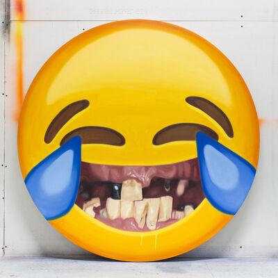 Mauro C. Martinez, 'Cursed Emoji No.1', 2020