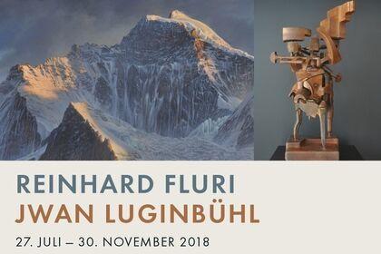 » REINHARD FLURI / JWAN LUGINBÜHL «