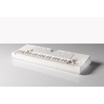 Daniel Arsham, 'Keyboard, Future relic 09', 2018