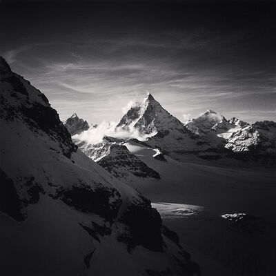 Michael Kenna, 'The Matterhorn, Pennine Alps, Switzerland', 1994