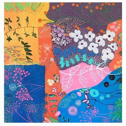 Diane Bellier, 'Flowers of May ', 2021