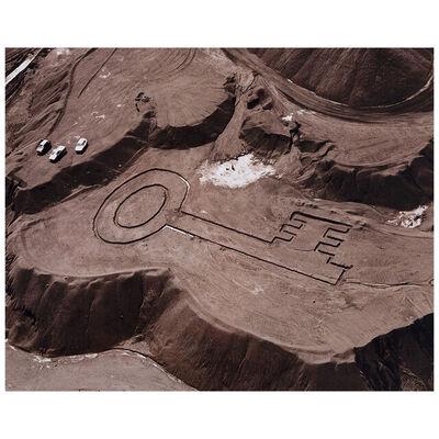 Vik Muniz, 'Key, from Earth Works', 2006