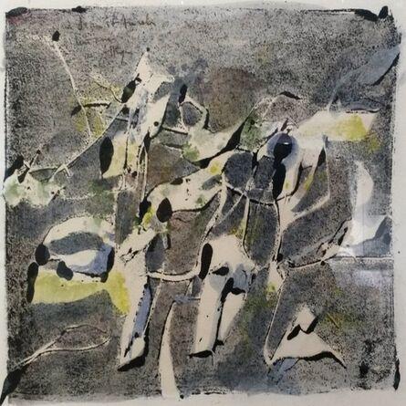 Edmund Alleyn, 'Untitled 2', 1957