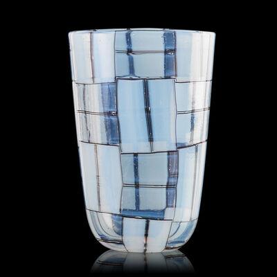 Ercole Barovier, 'Sidone vase, Murano, Italy', 1950s