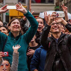 Eduardo Lunardi, 'Times Square Cam', 2016
