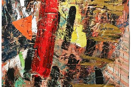 Peter Bonner, The Plains, New Paintings