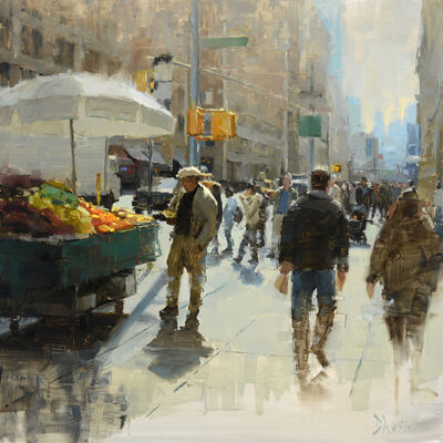 Jacob Dhein, 'Streets of New York', 2015