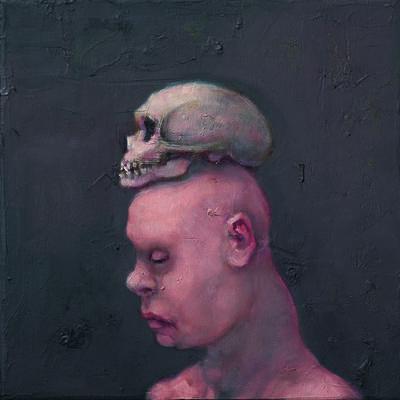 Michael Kvium, 'Fool'
