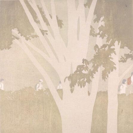 Nastuko Katahira, 'Road to forest', 2007