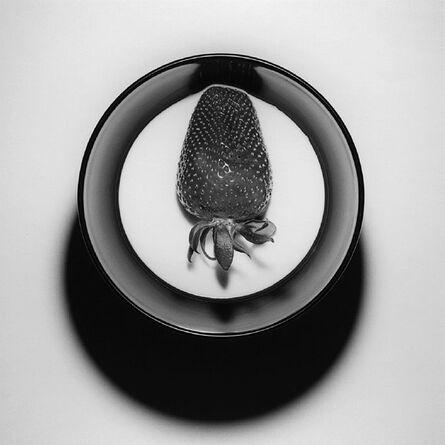 Robert Mapplethorpe, 'Strawberry (Ed. 1/10)', 1985