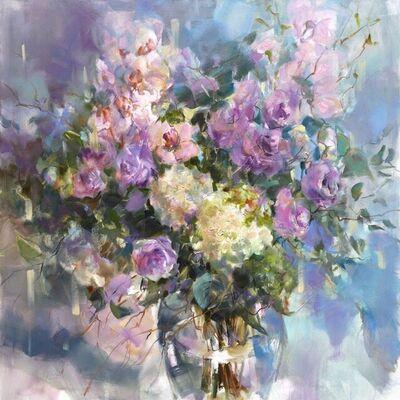 Anna Razumovskaya, 'Bouquet in a Vase', 2021