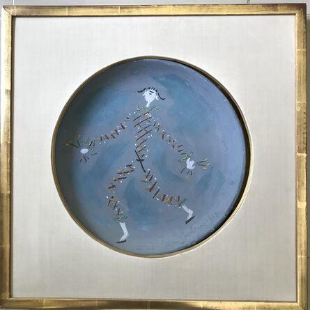 Jean Cocteau, 'Un Arlequin (The Harlequin)', 1958