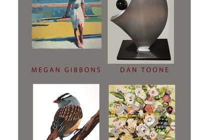 Megan Gibbons, Emily Fox King, Mark Knudsen, Dan Toone