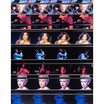 Candice Breitz, 'Babel Mirrors (Grace, Prince, Madonna, Queen, The Police, Abba, Wham)', 2000