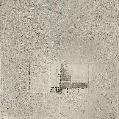 Sergen Şehitoğlu, 'Mojave Desert Series - 350147N1164109W', 2018