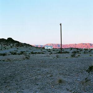 John Divola, 'N34°11.670'W115°55.347',', 1995-1998