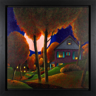 Rene Lalonde, 'Joy and Beauty of Autumn by Night', 2019
