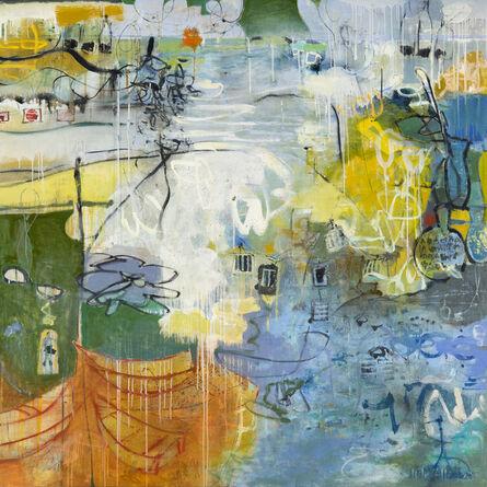 Leslie Allen, 'Chinese Lanterns', 2015