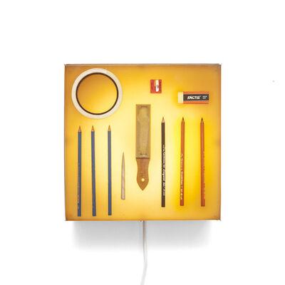 Jil Weinstock, 'Jack's drawing tool kit', 2015