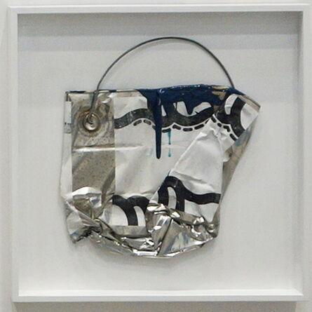 Hitotzuki, 'Mural Decode - Unconsciousness  (KAMI 2013)', 2017