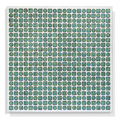 William Geisler, 'Aquamarine', 2017