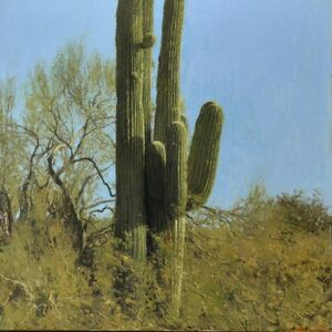 Michael Workman, 'El Saguaro', 2017