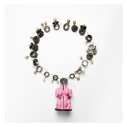 Ulrich Reithofer, 'Pink Venus necklace', 2009