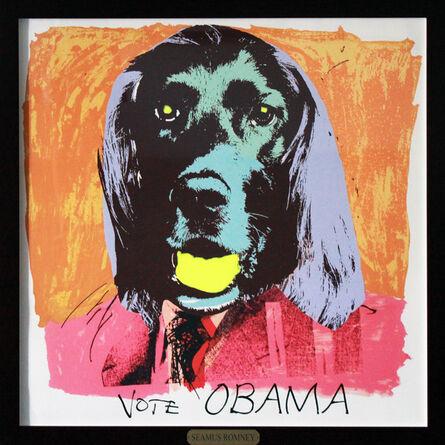 RJ Berman, 'Vote Obama', 2012