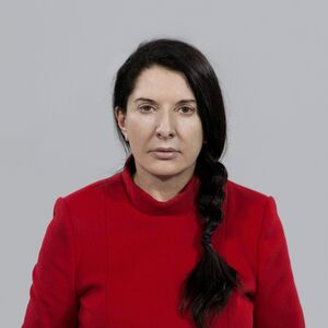 Marina Abramović, 'The Artist is Present (Red, II)', 2010-2013