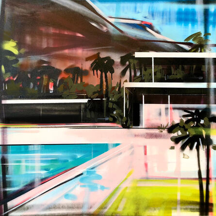 Anthony Garratt, 'Retreat', 2021