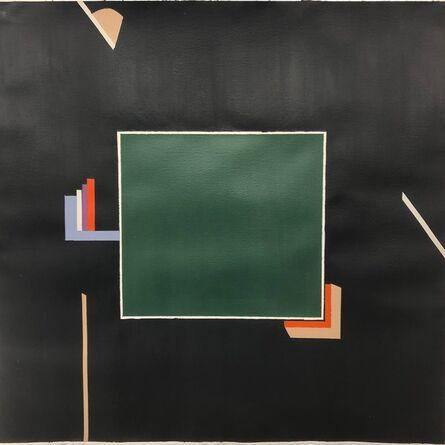 Carole Eisner, 'Black', 1980