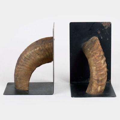Carl Auböck, 'Horn bookends', 1950-1960