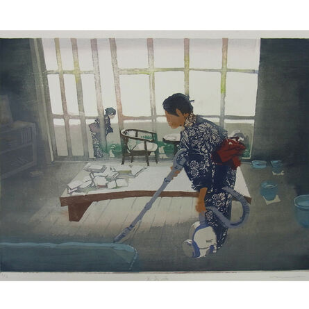 Kurumi Wakaki, 'May/Weather Rain', 2011