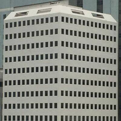 Lon Hin Lai, 'Bilateral Building', 2018