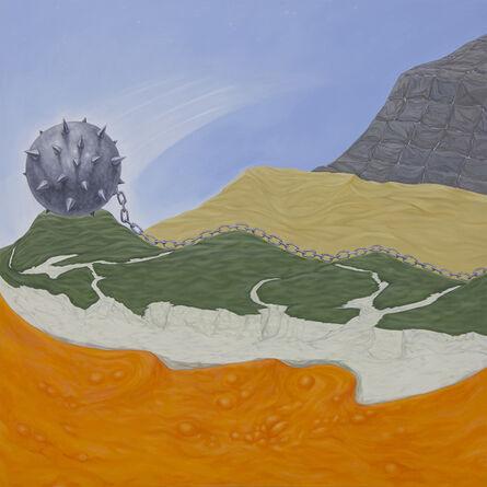 Jumbo Suzuki, 'Morning Stars and An Inn of Iron Wall', 2011