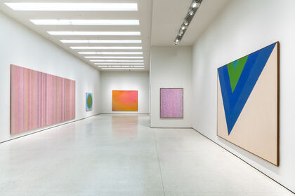 The Fullness of Color: 1960s Painting