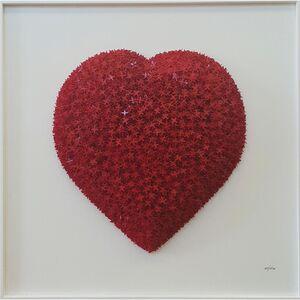 Giovanni Confortini, 'Red Heart', 2018