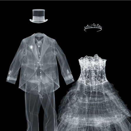 Nick Veasey, 'Bride and Groom', 2011