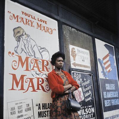 Vivian Maier, 'Chicago', 1962