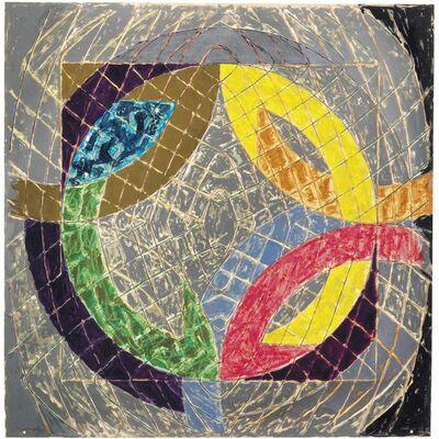 Frank Stella, 'Polar Coordinates VIII, from Polar Co-Ordinates for Ronnie Peterson', 1980