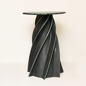 Francois Salem, 'Twist Celadon Side Table', 2014