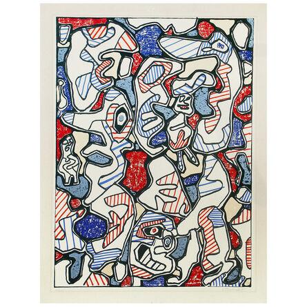 Jean Dubuffet, 'Samedi Tantot', 1964