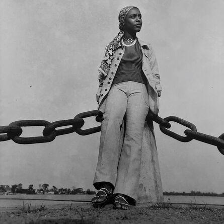 Paul Kodjo, 'Photo de mode, Abidjan, 1970', 1970