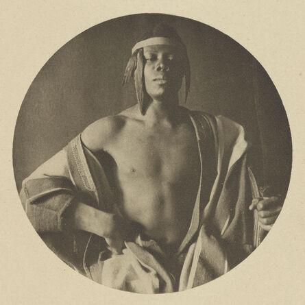 F. Holland Day, 'An Ethiopian Chief', 1897