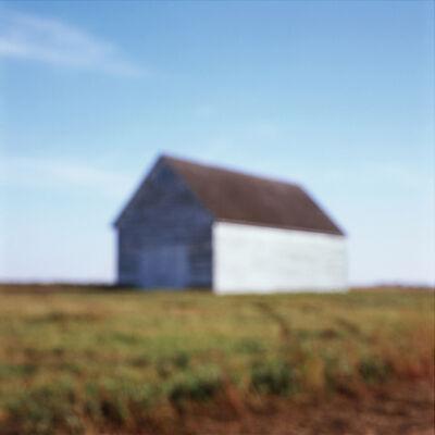 John Huggins, 'Barn, Iowa', 2014