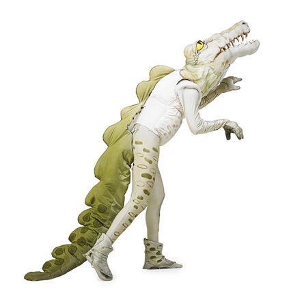 After Maurice Sendak, 'Crocodile costume (head, body suit, gloves and shoe cover)'