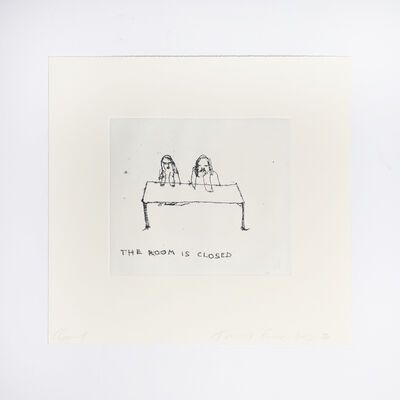 Tracey Emin, 'Closed', 2013