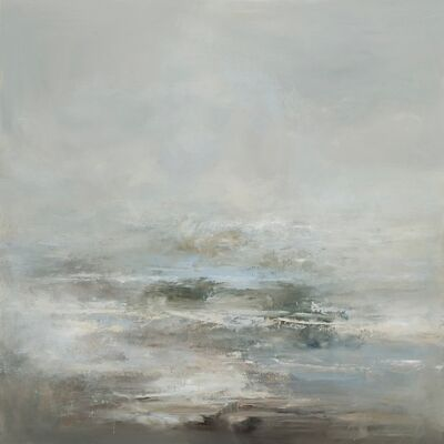 France Jodoin, 'When it is summer in the light and winter in the shade', 2015